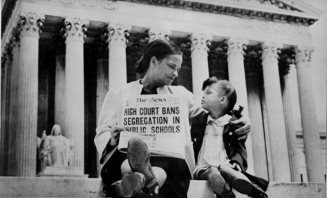 impact of brown vs board of education The decision in brown v board of education that focused on outlawing segregated schools as unconstitutional is now out of step with american political and social realities.